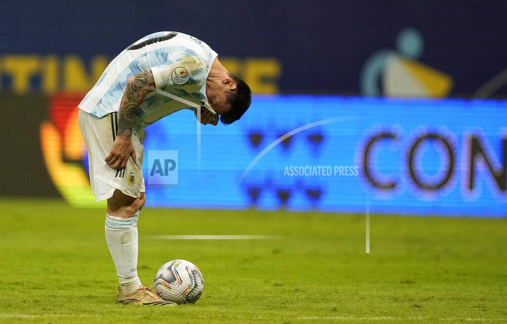 Brazil Argentina Uruguay Copa America Soccer