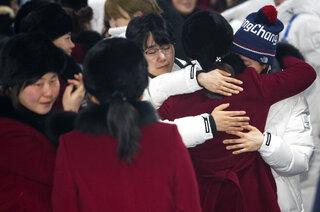 South Korea Koreas Olympics