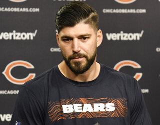 Bears Miller Football