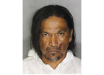 FILE —This file photo released Thursday, June 20, 2019, by the Sacramento Police Department shows Adel Sambrano Ramos. The Sacramento County District Attorney's office announced on Thursday, Jan. 23, 2019, that prosecutors plan to seek the death penalty for Ramos, who is accused of killing rookie Sacramento police officer Tara O'Sullivan, (Sacramento Police Department via AP, File)