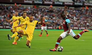 West Ham United v NK Domzale - UEFA Europa League - Third Qualifying Round - Second Leg - London Stadium
