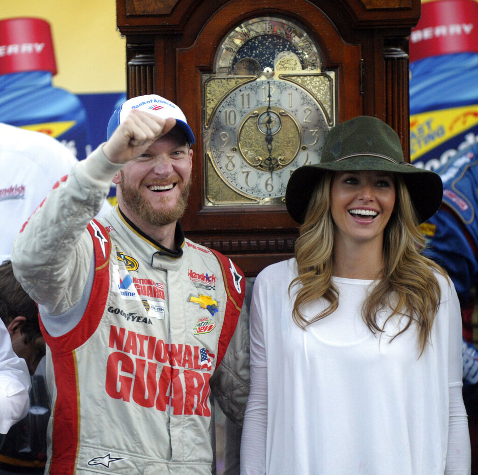 Dale Earnhardt Jr., Amy Reimann