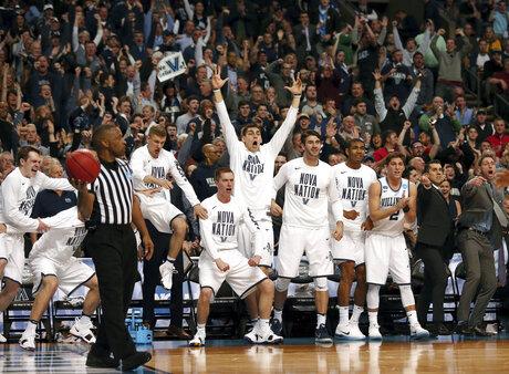 APTOPIX NCAA West Virginia Villanova Basketball