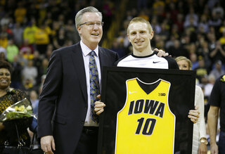 Fran McCaffery, Mike Gesell