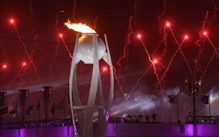 Pyeongchang Olympics'Opening Ceremony