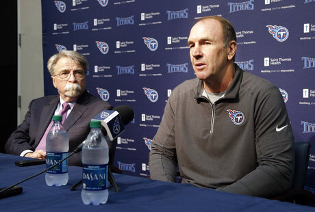 Mike Mularkey, Steve Underwood
