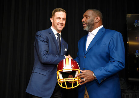 Draft Redskins Preview Football