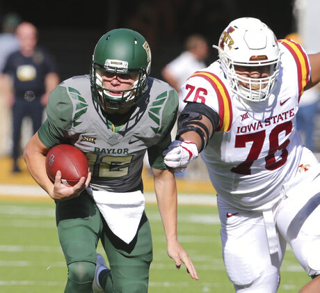 Baylor Preview Football