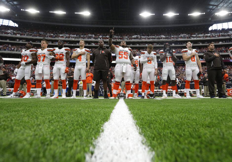 Browns Texans Football