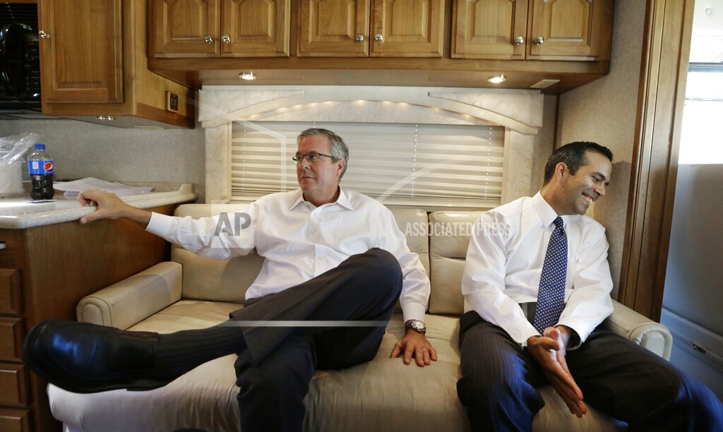 Bush Father and Son