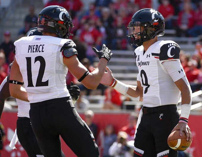 No. 21 Cincinnati tries to extend momentum vs Tulsa