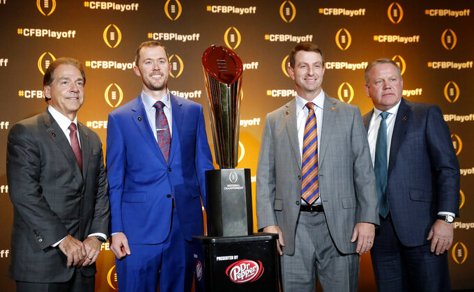 NFL could come calling for Oklahoma coach Lincoln Riley