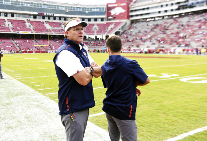 No. 9 Auburn hoping to break out of Baton Rouge Blues