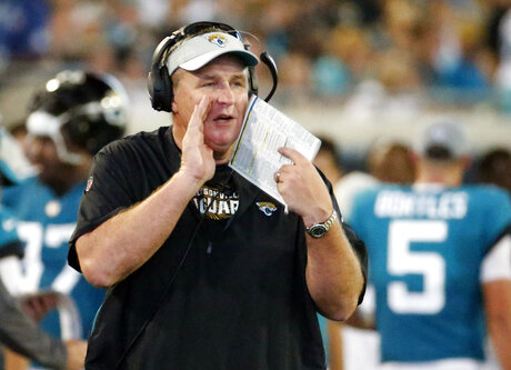 Jaguars Bills Preview Football