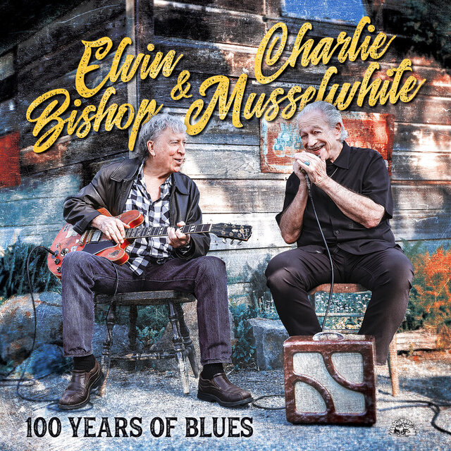 This cover image released by Alligator Records shows