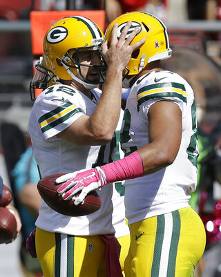 Aaron Rodgers, Richard Rodgers