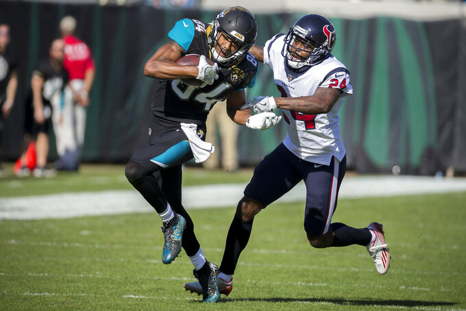 Houston Texans at Jacksonville Jaguars 12/17/2017