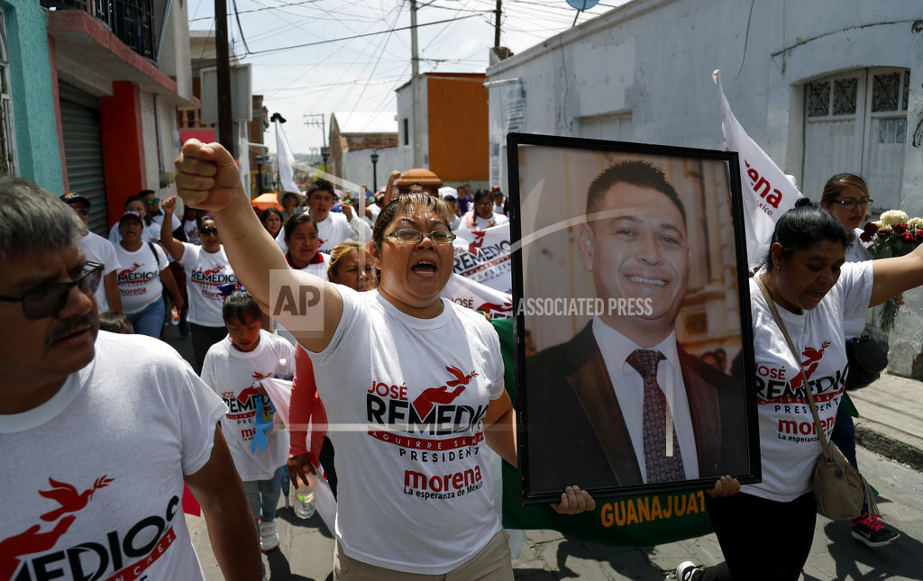 Mexico Candidate Crime