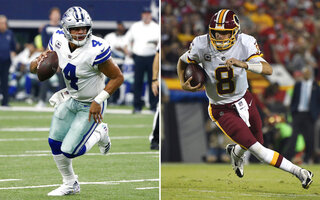 Cowboys Redskins Football