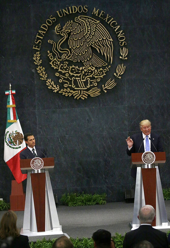 Mexico Donald Trump