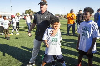 Gruden Youth Grants Football