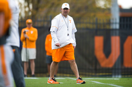 Tennessee Building a Defense Football