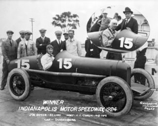 Indy 500 1924 Countdown Race 12 Auto Racing