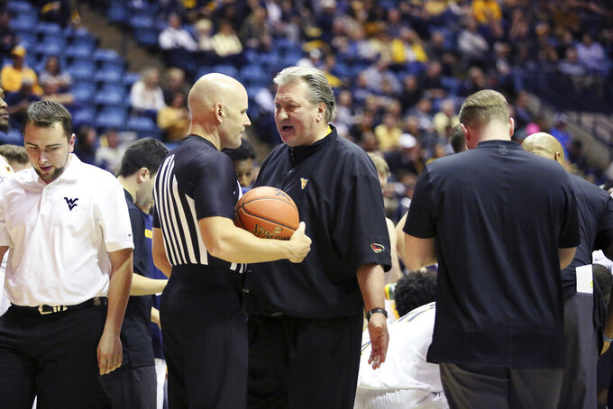Haley gets double-double, WVU beats Northern Colorado 69-61