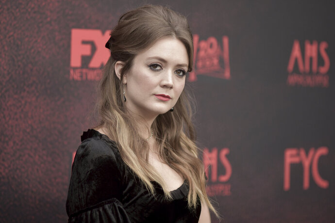 FILE - In this Saturday, May 18, 2019 file photo, Billie Lourd attends