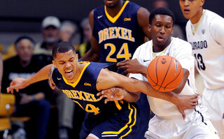 CORRECTION Drexel Colorado Basketball