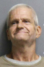 This undated photo provided by the Iowa Department of Public Safety shows Roy Lee Garner. Police in Iowa have charged four people in the strangulation death of a man whose body was found burning last week in rural central Iowa ditch. Garner is charged, Tuesday, Sept. 22, 2020,  with abuse of a corpse, destruction of evidence and accessory after the fact in the death of 44-year-old Michael Williams, of Grinnell, the Iowa Department of Public Safety said. ( Iowa Department of Public Safety via AP)