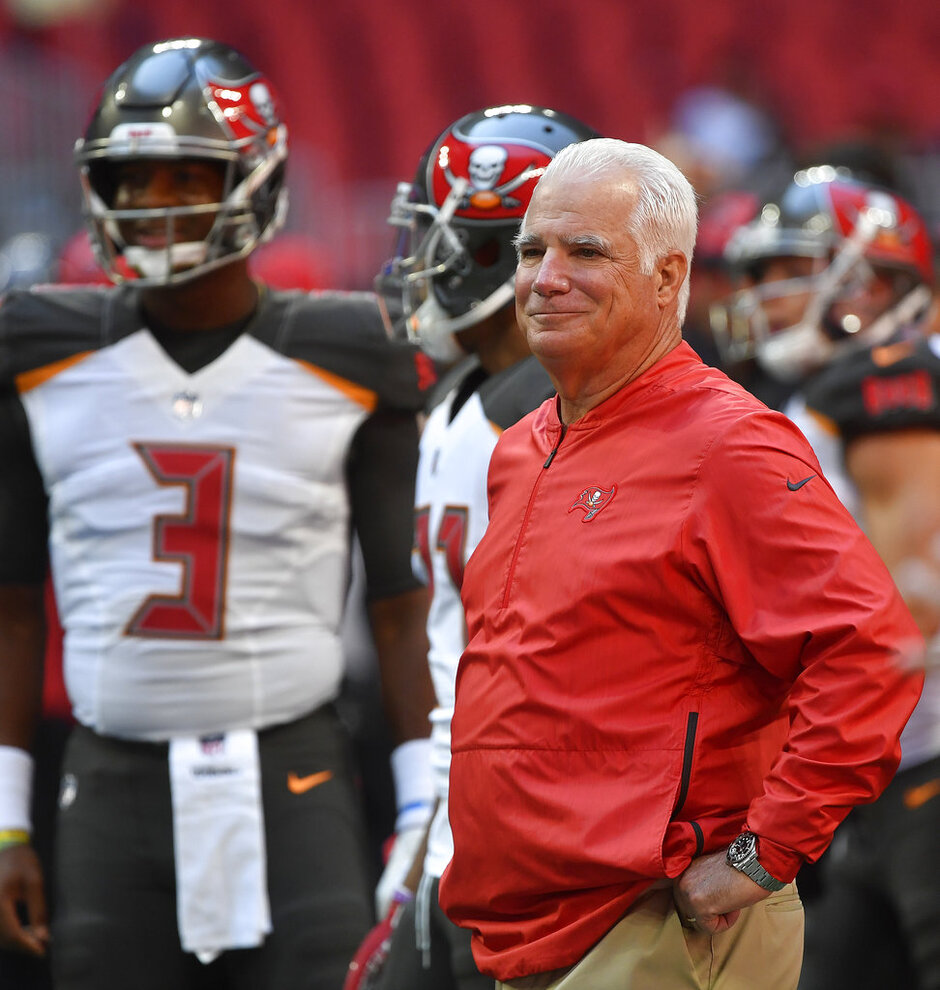 Buccaneers Smith Fired Football