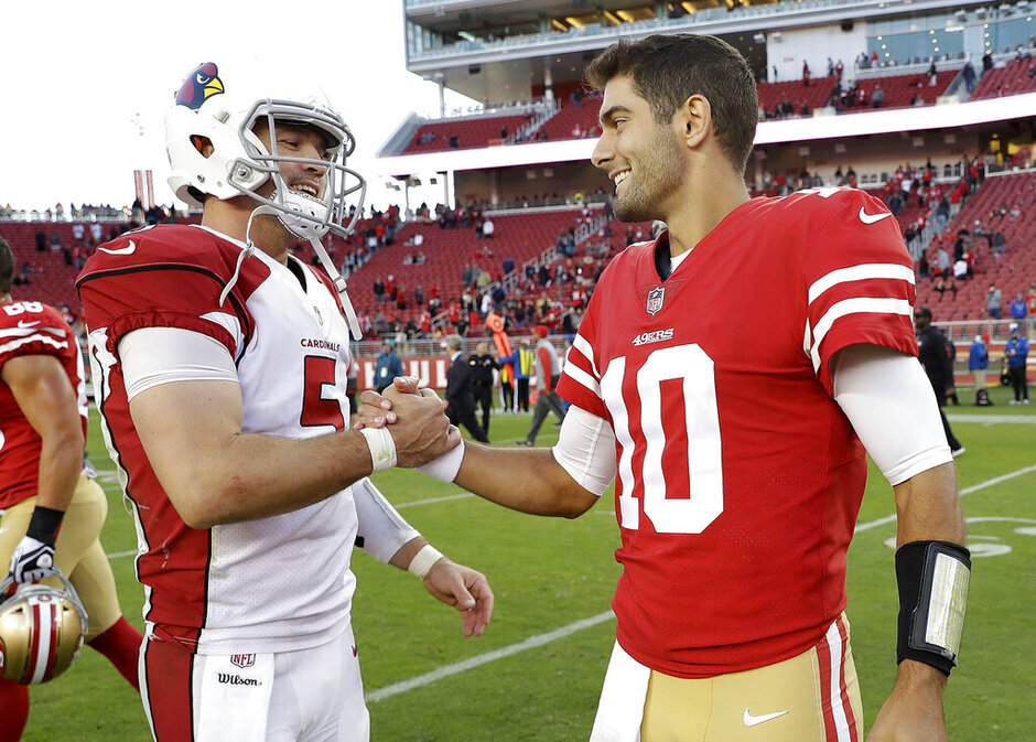 Arizona Cardinals, Jimmy Garoppolo