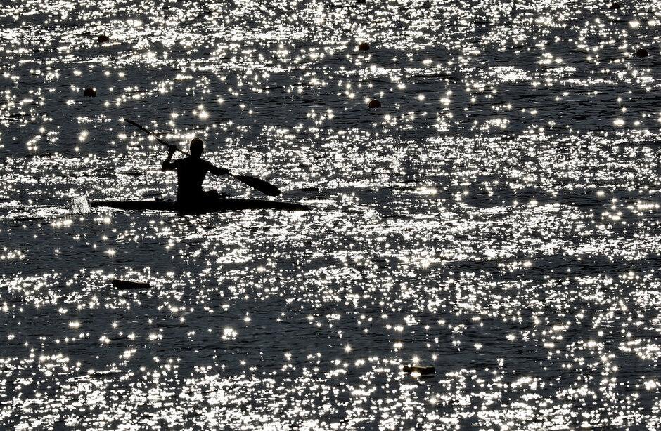 Rio Olympics Canoe Sprint
