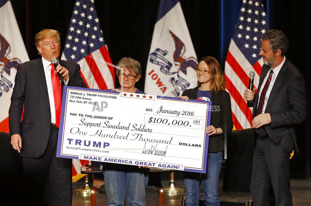 GOP 2016 Trump Veterans