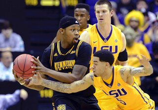 Kennesaw St LSU Basketball