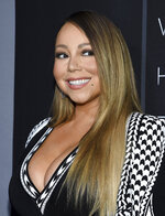 FILE - Singer Mariah Carey attends the premiere of Tyler Perry's