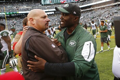Todd Bowles, Mike Pettine