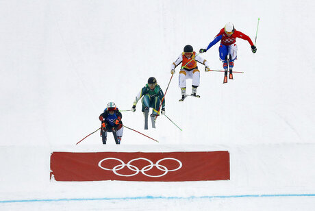 APTOPIX Pyeongchang Olympics Freestyle Skiing Women
