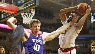 TCU Texas Tech Basketball