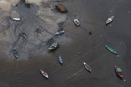 Brazil Dirty Water