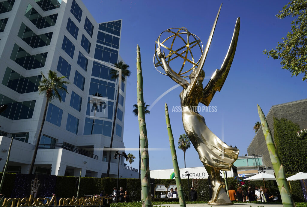 2021 Primetime Emmy Awards - Press Preview Day