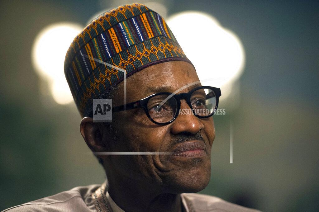 US Nigerian President Interview