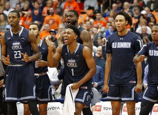 Old Dominion Syracuse Basketball