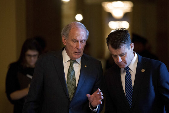 Dan Coats, Todd Young