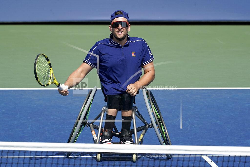 US Open Wheelchair Slam