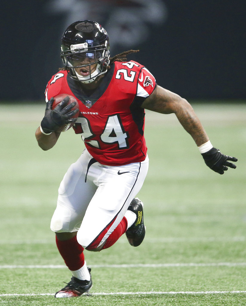 Falcons Freeman Health Football