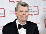 """FILE - In this Tuesday, May 22, 2018, file photo, PEN literary service award recipient Stephen King attends the 2018 PEN Literary Gala in New York. Readers may know him best for """"Carrie,"""" """"The Shining"""" and other bestsellers commonly identified as """"horror,"""" but King has long had an affinity for other kinds of narratives, from science fiction and prison drama to the Boston Red Sox.  (Photo by Evan Agostini/Invision/AP, File)"""