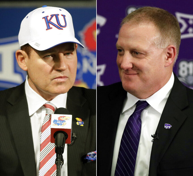 Kansas, K-State butt heads as early signing period opens