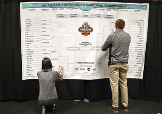 NCAA Brackets for Everything Basketball